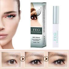 Makeup Herbal Eyelash Enhancer Eye Lash Rapid Growth Serum Liquid Natural 3ml
