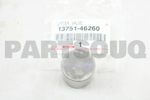 1375146260 Genuine Toyota LIFTER VALVE 13751-46260
