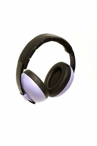 Baby Banz Ear muffs Baby Lilac purple 0-2 years New