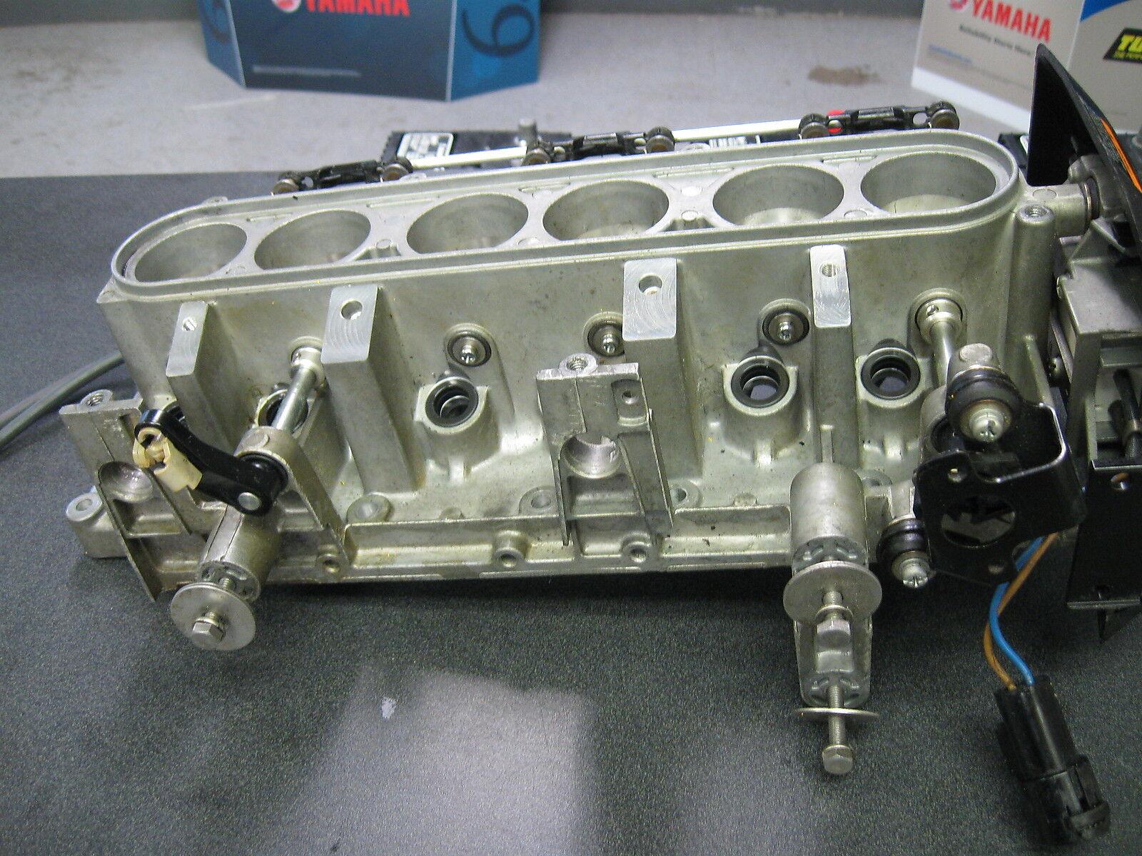 Yamaha 66K-13751-00-00 Außenborder Drosselklappengehäuse 1 Teilenummer 66K-13751-00-00 Yamaha eb3502