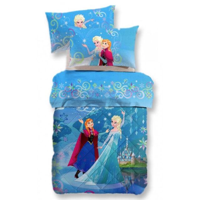 Trapunta Estiva Singola Disney.Trapunta Invernale Frozen Magic Disney Caleffi Digitale Singola Una Piazza R309 Acquisti Online Su Ebay
