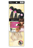 [human Weave]remi Touch 3pcs-russian Body Wave 14+16+18+ Top Closure - Er3r1
