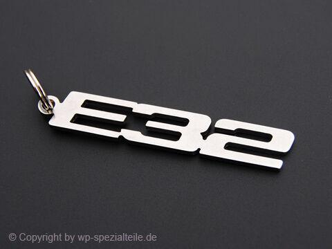BMW E32 Keychain Keyring Chain Fob Keyfob Pendant  730I 735I 740I 750I M30 M70