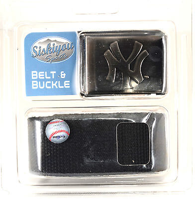 Brand New Up To 46 In Waist Chicago Cubs Belt and Buckle