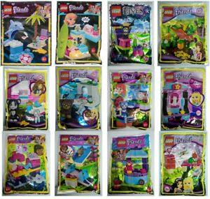 ORIGINAL-LEGO-FRIENDS-Limited-Edition-Minifigure-Foil-Pack-Polybag-LEGO-ELVES