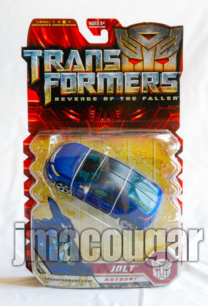 Transformers redF Deluxe Jolt - MISB