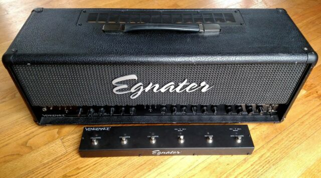 egnater vengeance 120w tube guitar amp head for sale online ebay. Black Bedroom Furniture Sets. Home Design Ideas