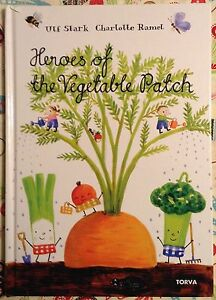 Heroes-of-the-Vegetable-Patch-by-Ulf-Stark-VGC-Hardcover-We-Combine-Shipping