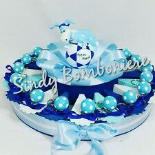 Bomboniere portachiavi pallone del napoli calcio per nascita per battesimo cresi