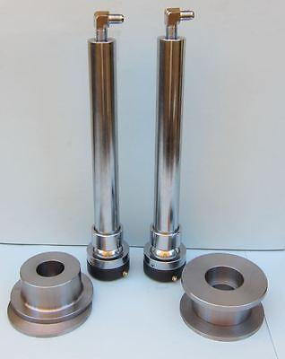 LOWRIDER HYDRAULICS Chrome 10/'/' Hydraulic Cylinders