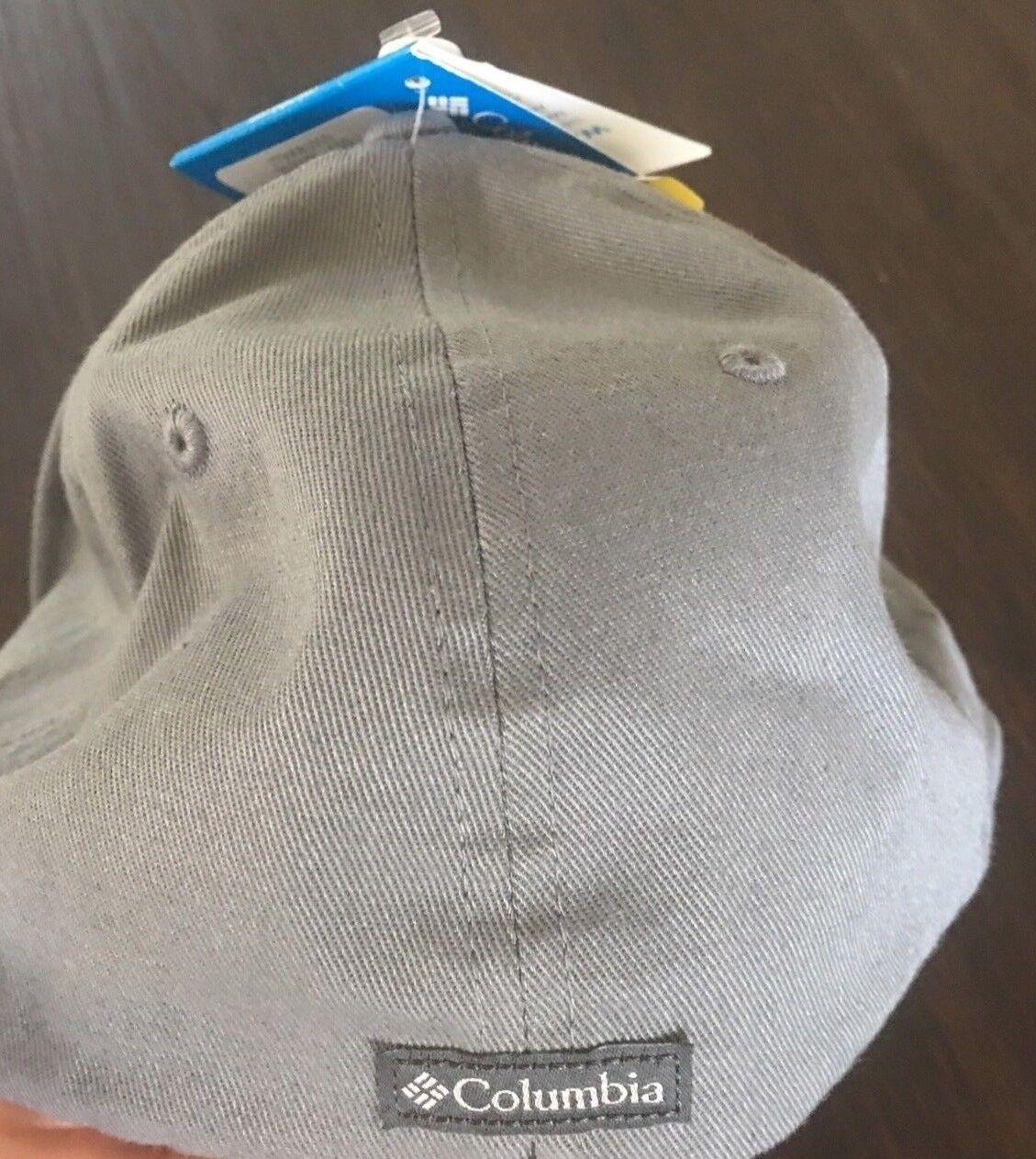 214ef70719588 Columbia Sportswear Portland Ave Cap Hat Gray Black S m Xu0020 010 ...