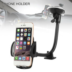 In-Car-Suction-Phone-Holder-Dashboard-Windscreen-Universal-Mount-Rotatable-NEW