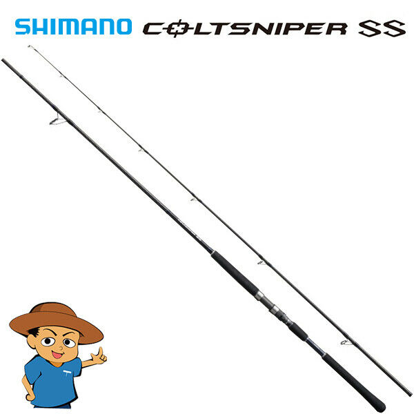 Shimano COLTSNIPER SS S96M Medium fishing spinning rod 2019  model  100% authentic