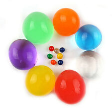 15pcs Large Big Water Balls Crystal Pearls Jelly Gel Beads Toys Refill Decor
