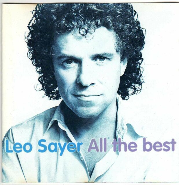 LEO SAYER ALL THE BEST CD NEW
