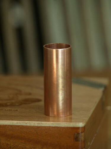 Handmade Copper guitar slide