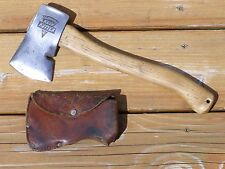 Vintage EC Simmons Keen Kutter Hatchet Small Axe Chopping Tool Embossed Logo