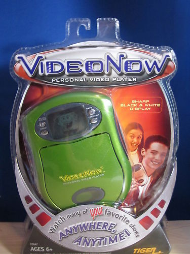 Tiger Video Now Personal Video Player