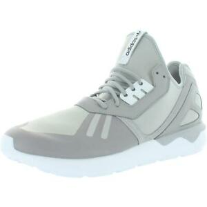 adidas Originals Mens Tubular Leather Trainers3 Running Shoes Sneakers BHFO 5730
