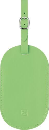 Fun /& Bright Valise /& Luggage Tag Go Travel Big Bag Tag-Gras REF 154