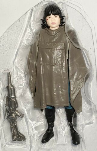 Star Wars ROSE Crait Defense Figure Battle of Crait The Last Jedi Force Link