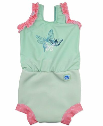 Splash About Happy Nappy Costume Baby SwimsuitDragonfly