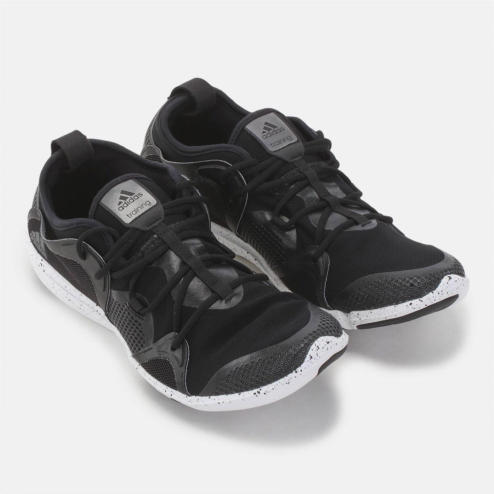 Adidas Adipure 360.4 Trainers donna nero Training scarpe Gym Fitness scarpe da ginnastica