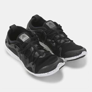 3e2bfb9c1f5b Image is loading adidas-Adipure-360-4-Trainers-Womens-Black-Training-
