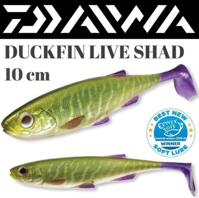 Daiwa Duckfin Shad 13cm 5 Stück UrumeGummifisch
