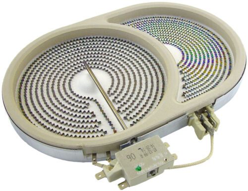 EGO 10.57411.673 PIASTRA RADIANTE 2200 W elemento in ceramica per fornelli elettrici