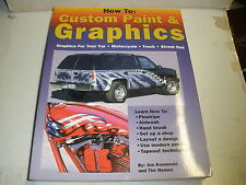How to Custom Paint and Graphics : Graphics for Your Car, Motorcycle, Truck, ...