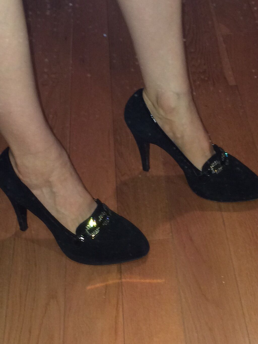 Mortarougeti Pumps Taille 10 Made in    Genuine Sued 447699