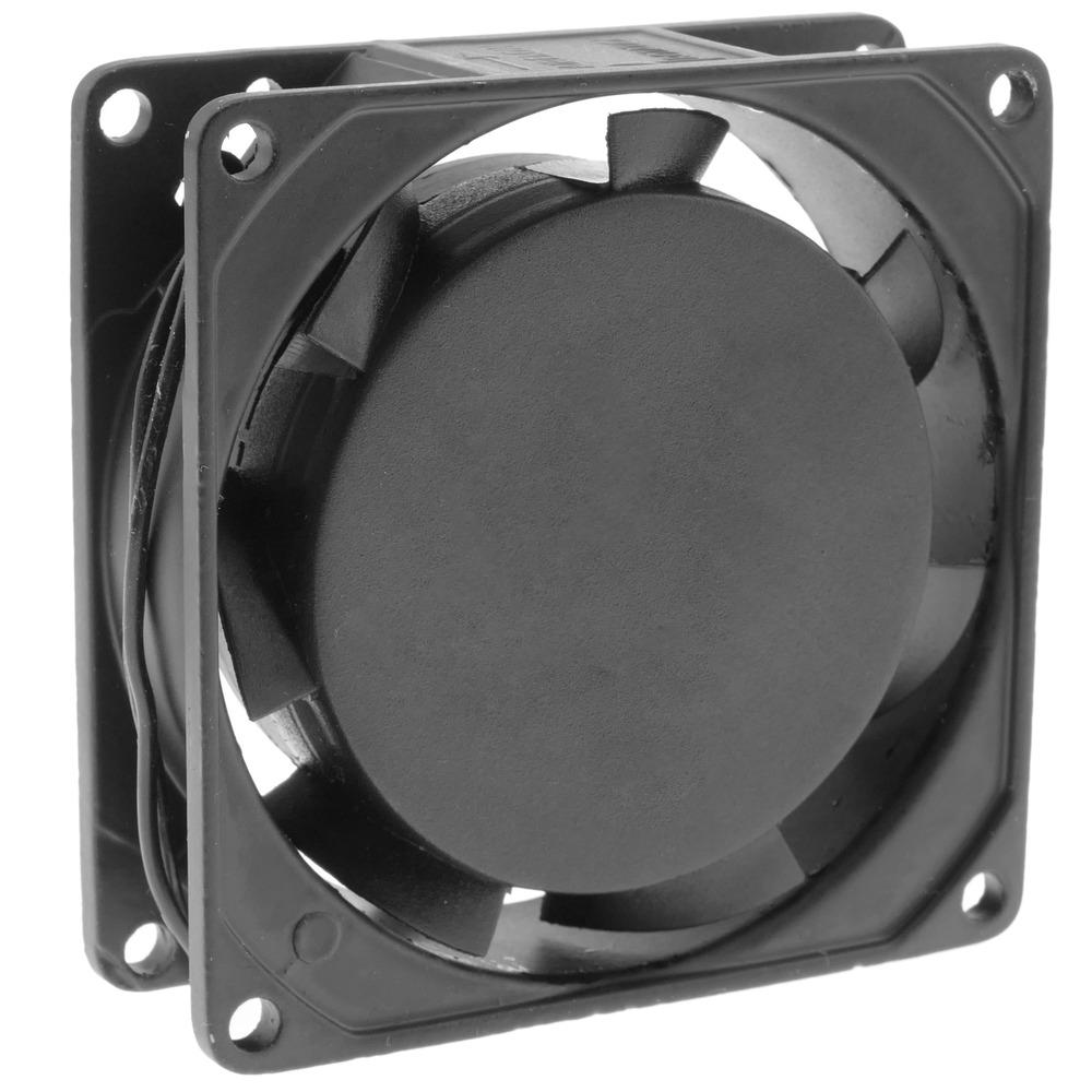 Ventilador de chasis 80x80x25 mm de 220 VAC para caja de ordenador
