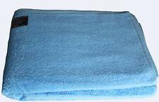 2 Duschtücher VOSSEN ECO Energy ca 550qm, sky blue