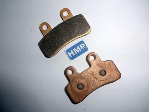 HMParts Cina Cross Dirt Pit Bike 4-Clock sinterizzato pastiglie dei freni 49-125ccm tipo 13