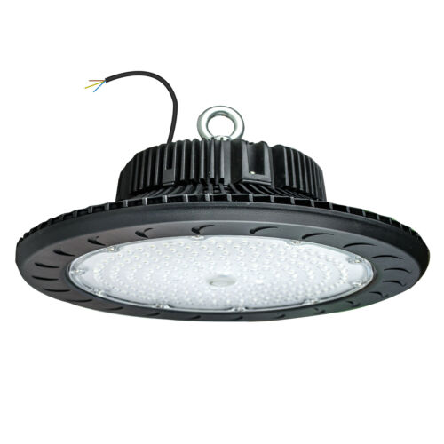 Warehouse LED High Bay Light 100W 150W 200W 120-277v AC Commercial Garage Light