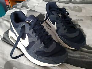run shoes cheaper big sale Baskets Nike Air Max Command marine Pointure 38.5 | eBay