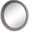 Large-Round-Grey-Deep-Edge-Wall-Mirror-Distressed-Wood-Finish thumbnail 1