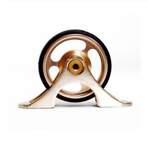 Custom-BROMPTON-Lightweight-Mudguard-Roller-L-Version-ROSE-GOLD
