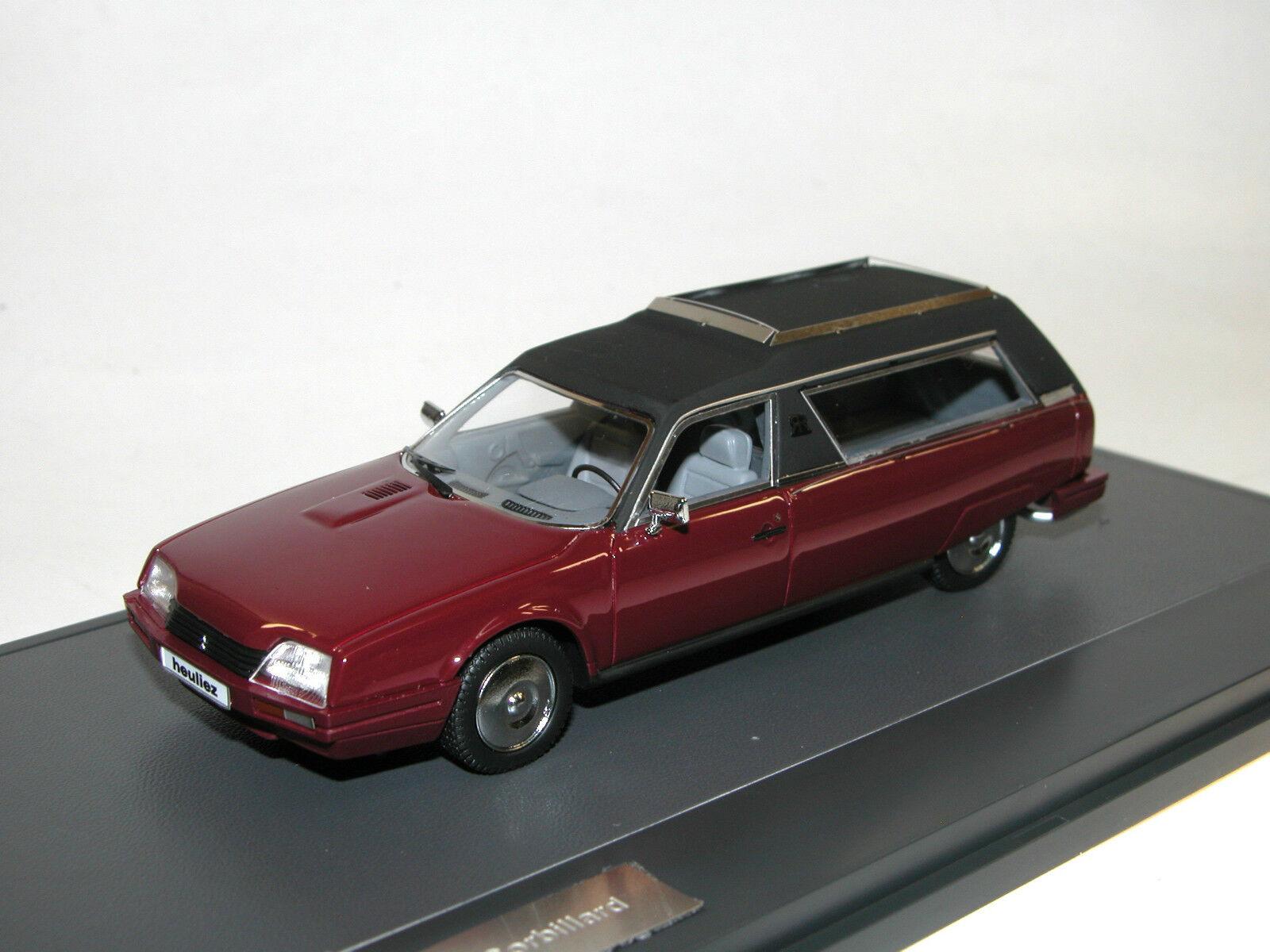 Citroen cx matrix 1985 brechen heuliez corbillard leichenwagen Besteattungswagen 1   43