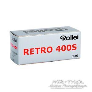 Rollei 400s INFRA-RED ~ 120 Roll Freshest UK Stock!