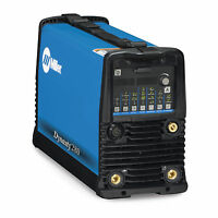 Miller Dynasty 280 Dx Tig Welder With Cps (907514) on sale