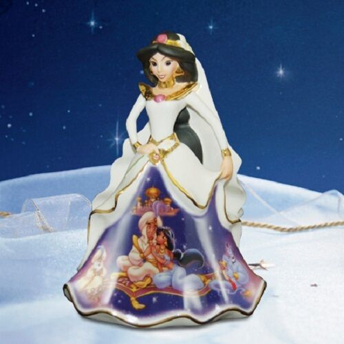 Forever Jasmine - Disney Bell Figurine - Dresses and Dreams