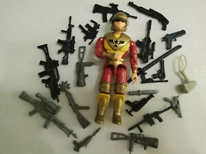 "3.75/"" Gi Joe  LANARD with Accessorie  Rare Action Figure"