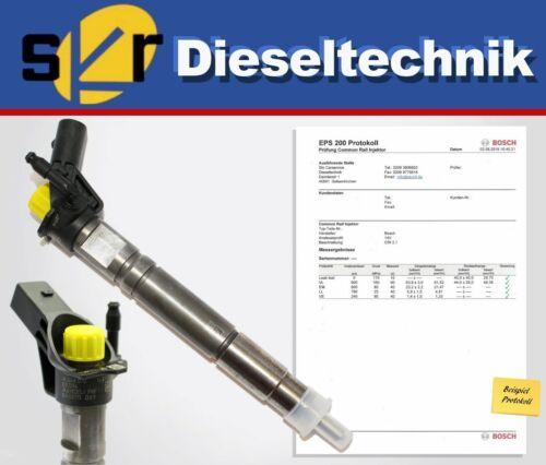Bosch Einspritzdüse 0445115069 Injektor Mercedes 6460701187 Sprinter 0986435356