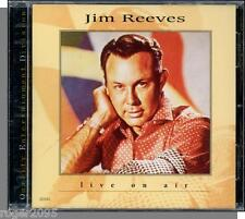 Jim Reeves - Live On Air - New 18 Song European CD!