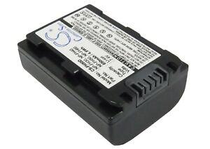 Li-ion Battery for Sony DCR-HC33E DCR-SR35E HDR-HC7E DCR-DVD653 DCR-SR40 DCR-HC4