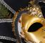 Full Face Venetian Joker Masquerade Mask Mardi Gras Unisex Cosplay Halloween