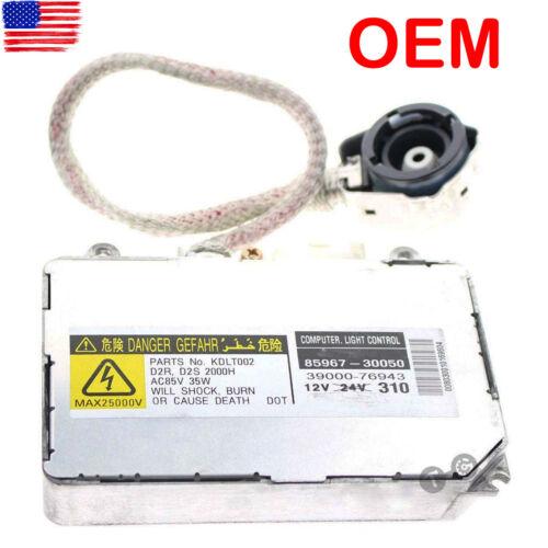 OEM Genuine D2S D2R Xenon HID Ballast Igniter 85967-30050 Lexus ES300 ES330