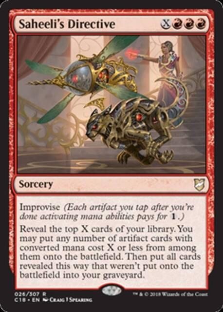 Magic MTG Forbidden Orchard ~ Commander 2016 NearMint